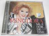 Minodora - Mi-e dor de tine,CD audio original
