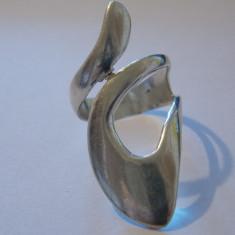 Inel argint model masiv - 222