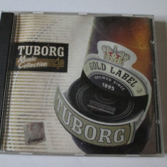 CD ORIGINAL TUBORG MUSIC COLLECTION 4 COMPILATIE MEDIAPRO MUSIC 2002 - Muzica Pop
