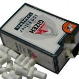 Filtre GIZEH  STANDARD  CU CARBON  pentru rulat tutun / tigari