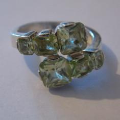 Inel argint zirconiu - 483