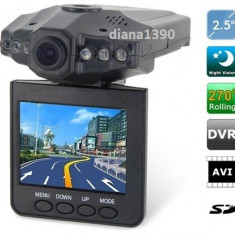 Camera video auto masina, 32GB, HD, microUSB, Foto: 1, Display: 1