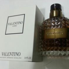 Tester Valentino Uomo MADE IN FRANCE - Parfum barbati Valentino, Apa de toaleta, 100 ml