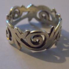 Inel argint melc - 217