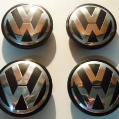 Capacele jante aliaj VW Touareg si Transporter T5 T6 - Capace janta