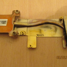 Radiator fujitsu siemens e8020 - Cooler laptop