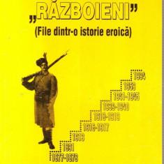 Petre Otu - Regimentul nr.15 Razboieni - Istorie