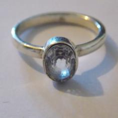 Inel argint zirconiu - 646