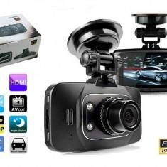 Camera Auto DVR Video GS8000L FullHD Nightvis 30fps - Camera video auto, 32GB, Wide, Single, microUSB