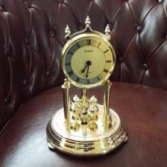 Ceas vintage cu clopot EURENA W Germany - Ceas desteptator
