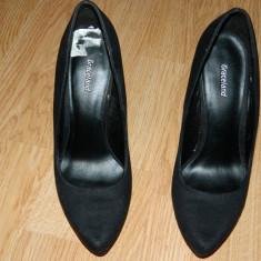 Pantofi dama negri - Pantof dama, Culoare: Negru, Marime: 38