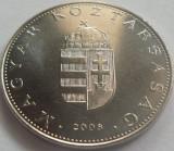 Moneda 10 FORINTI (Forint) - UNGARIA, anul 2008 *cod 2781 = UNC, Europa