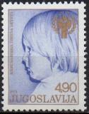 Jugoslavia 1979 - cat.nr.1658 neuzat,perfecta stare