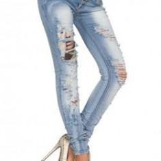 Pantaloni jeans (MARIME: S) - Pantaloni XXXL