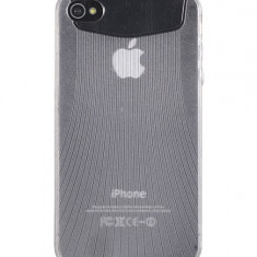 Husa iPhone 5 5S Transparenta - Husa Telefon Apple, Plastic, Fara snur, Carcasa