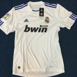 Tricou Adidas Real Madrid - Set echipament fotbal, Marime: M/L