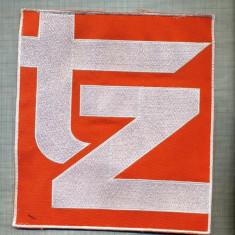 "309 -EMBLEMA MARE- ..tZ"" - ZIAR , AGENTIE DE STIRI- GERMANIA-starea care se vede"