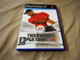 Joc Tiger Woods PGA Tour 06, PS2, original, alte sute de jocuri!, Sporturi, 3+, Multiplayer, Ea Sports