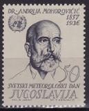 Jugoslavia 1963 - cat.nr.930 neuzat,perfecta stare
