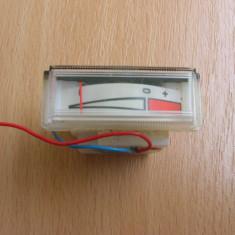 Vumetru magnetofon Saba TG543 - Indicator