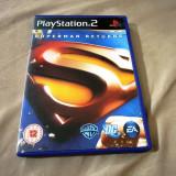 Joc Superman Returns, PS2, original, alte sute de jocuri!