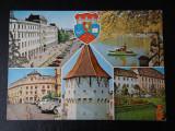 SEPT15 CP RPR - Sibiu, Circulata, Printata