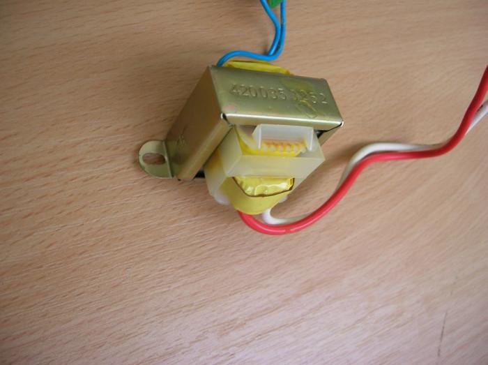 transformator 10 ,5 V 4W