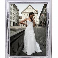 Rama foto din Argint 18X24 cm