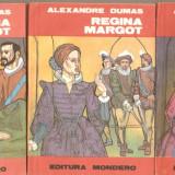 A.Dumas-Regina Margot * 3 vol. - Roman, Anul publicarii: 1991