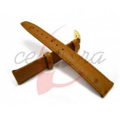 Curea Ceas Piele Naturala 16 mm, GT101/16