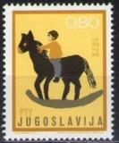 Jugoslavia 1972 - cat.nr.1370 neuzat,perfecta stare