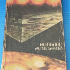 Almanah Anticipatia 1985 - Picnic la marginea drumului - Arkadi Boris Strugatki - Carte SF
