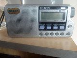 RADIO SONY  ICF-M33RDS ,FUNCTIONEAZA .