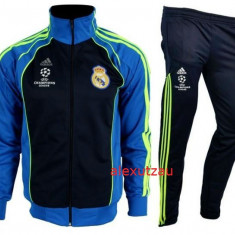 TRENING ADIDAS REAL MADRID MODEL 2016 - Trening barbati, Marime: S, M, L, XL, XXL, Culoare: Din imagine, Poliester