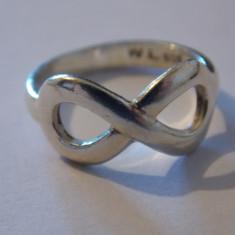 Inel argint infinit - 206