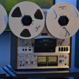 Magnetofon SONY TC 755  --impecabil ,ca nou--