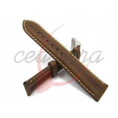 Curea Ceas Piele Naturala 22 mm, GT916/22