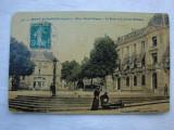 Carte postala circulata in anul 1911 - MONT de MARSAN Belgia, Printata