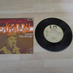 Kenny Rogers - Sweet Music Man (1977, UAR) Disc vinil single 7