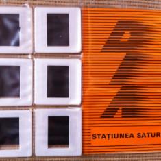 diapozitive statiunea saturn diapozitiv set 6 carte dia hobby