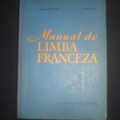 MATEI CRISTESCU * ION CLIMER - MANUAL DE LIMBA FRANCEZA * CURS PRACTIC - Curs Limba Franceza