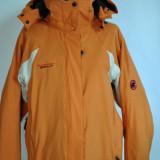 MAMMUT DRYTECH GEACA OUTDOR DE DAMA MARIMEA M - Echipament ski, Geci, Femei