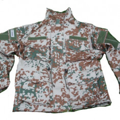 Jacheta camuflaj danez - Imbracaminte Vanatoare, Marime: L, M