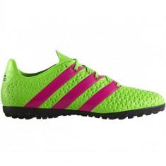 ADIDAS ACE 16.4 TF COD AF5057 - Ghete fotbal Adidas, Marime: 39 1/3, 40, 40 2/3, 44, 44 2/3, Culoare: Verde
