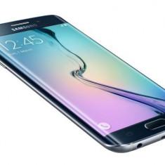 Samsung Galaxy S6 Edge G925F black, nou nout sigilat la cutie!PRET:1720lei, 32GB, Auriu, Neblocat