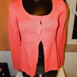 Pulover, bluza cu nasturi, La Redoute, 36/36, S-M-L. COMANDA MINIMA 30 lei!