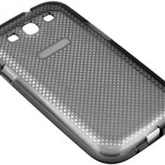 Husa Samsung Galaxy S4 I9500 TPU EF-Ai950B Originala, Negru, Gel TPU, Carcasa