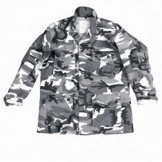 Veston camuflaj urban Miltec - Uniforma militara, Marime: L, Culoare: Din imagine