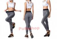 123123Pantaloni, colanti FITNESS de dama - elastici, ideal pentru sala, yoga, alergare