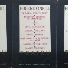 TEATRU - Eugene O'Neill (3 volume - serie completa) - Carte Teatru